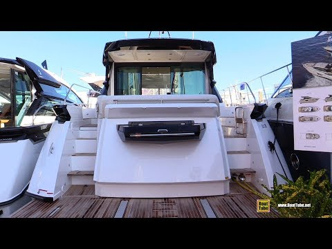 2019 Beneteau Gran Turismo 50 Yacht - Deck and Interior Walkaround - 2018 Fort Lauderdale Boat Show thumbnail