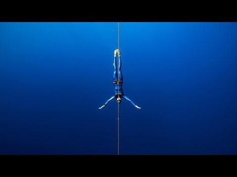Alice Hickson breaks 12 year old UK freediving record!