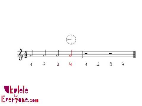 Example 8, Reading Music in 42 Time