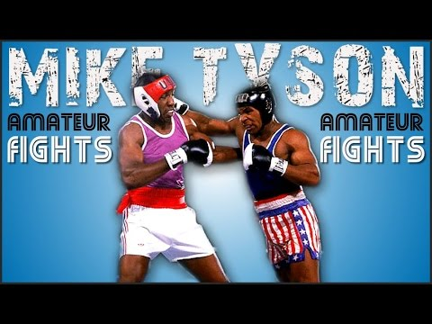 You Tyson amateur fights thought