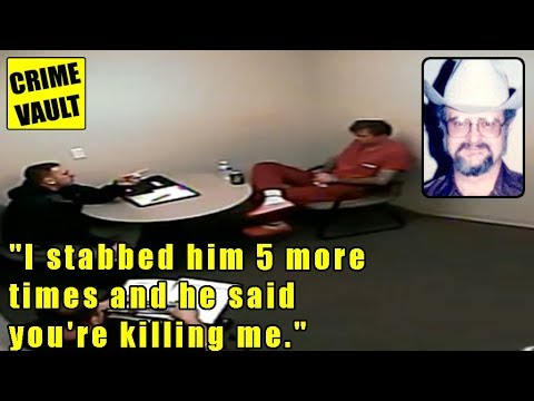 Murder confession: Brandon Wright | A man walks into a police station and confesses to murder.