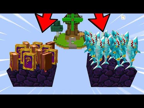 Saving Unlimited DRAGON BOOKS or Unlimited MVP+ DIAMOND SWORDS in BedWars! - Blockman Go