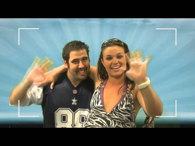 Video Postcard Booth (Allure of the Seas)
