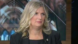 New Conservative deputy leader Leona Alleslev on her new role