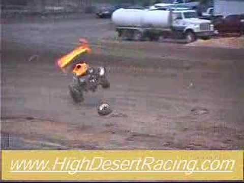 #12L Sprint Car Flip
