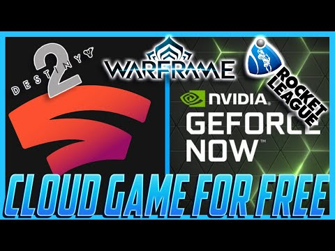 Cloud Gaming For Free 2021 - All you need to know, no card needed