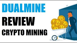 Mining Cryptocurrency Online Dualmine Ethereum Bitcoin Litecoin Monero Mining earn crypto
