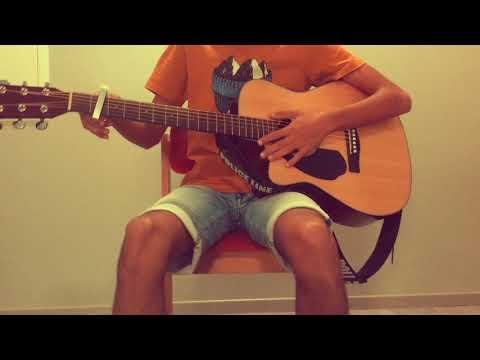 Apprendre À Jouer Christina - Dadju À La Guitare