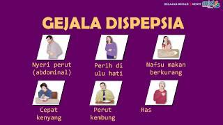 Anda tau apa itu Dispepsia?.