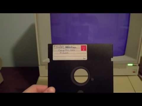 F.M. Black Apple Computer Club
