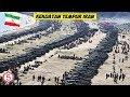 Seberapa Menakutkan Kekuatan Militer IRAN ? inilah Kekuatan rahasia Militer iran yang buat US Gentar