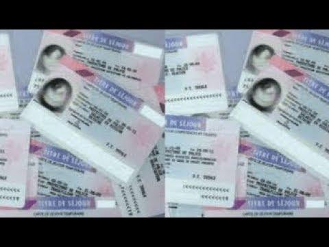 Document à fournir pour la carte séjour pluriannuelle (2 ans) - YouTube
