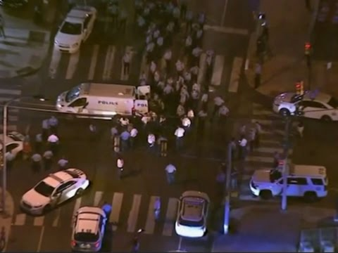 Raw: 2 Dead, 5 Wounded in Philadelphia Shooting