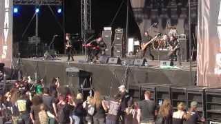 Leprous - Chronic @Metal Days 2013