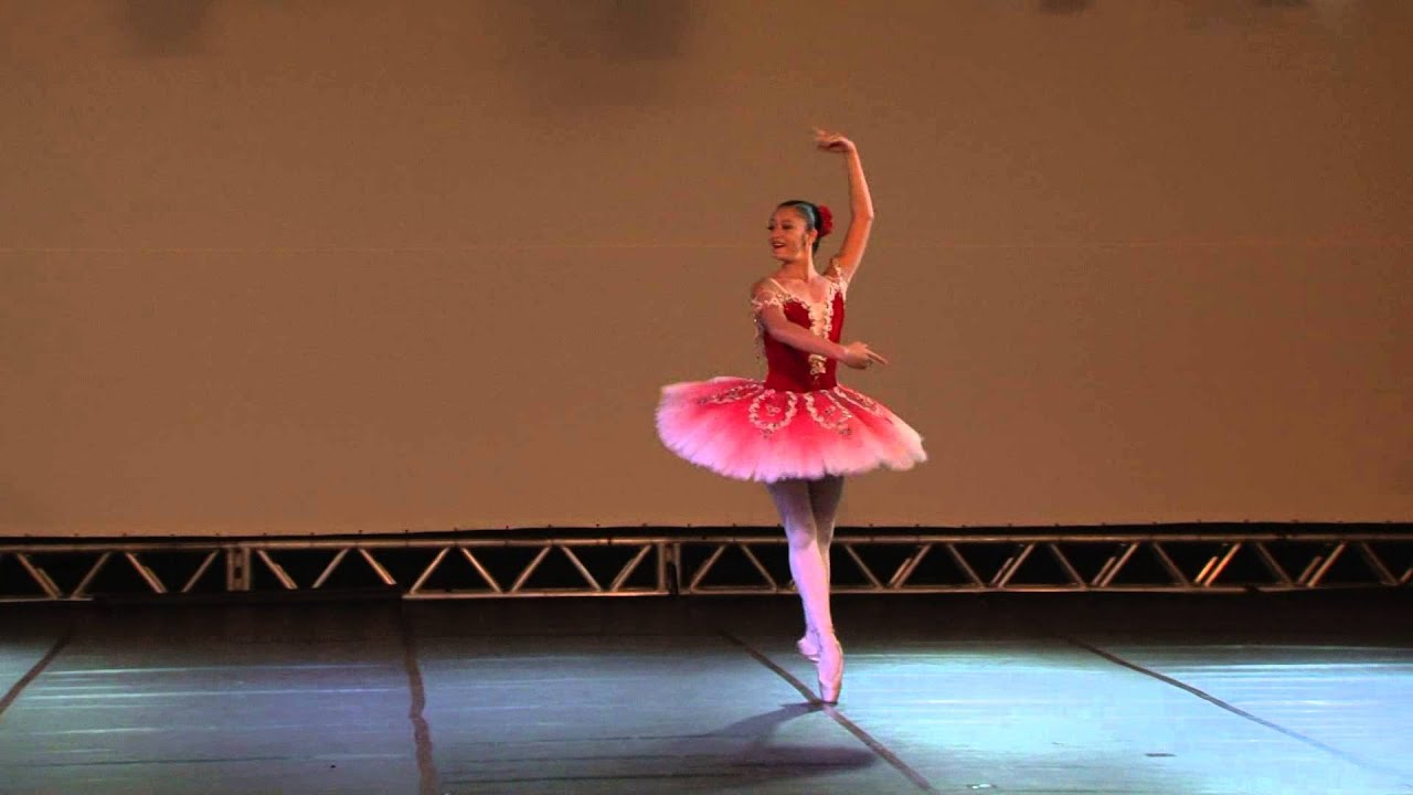 Festival Internacional Tons da Dança - Melhor Bailarina