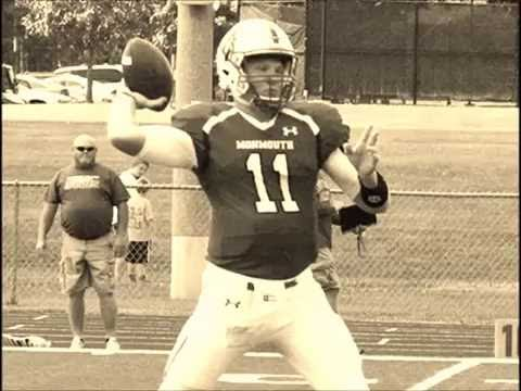 Monmouth College Football Highlights 9/10/16