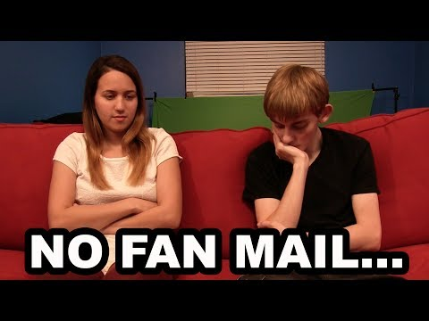 NO MORE FAN MAIL!!!