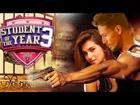 Download Student Of The Year 3 Official Trailer ! Tiger Shroff ! Tara Sutaria ! Punit Malhotra 2021 Movie