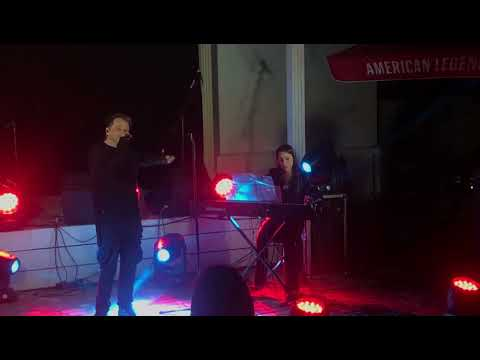 Глеб Самойлов - Лиловый Негр (песни Вертинского, 2.09.2021, Одесса)
