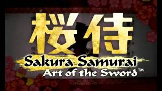 Sakura Samurai: Art of the Sword Theme