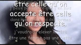 Sophie Tith - Jalouse (lyrics)