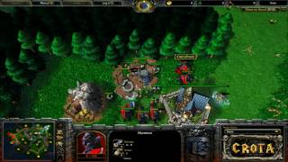 The Gera Cup 70 - Hawk (HU) vs Check (NE) - G1 - WarCraft 3 - WC3 - WC####