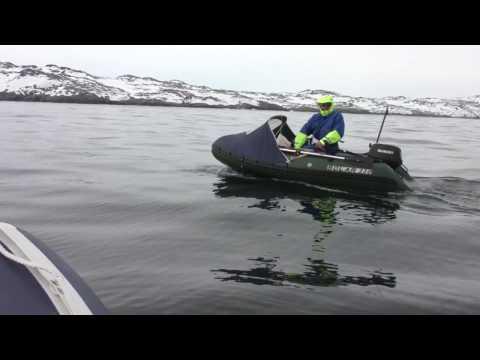 Рыбалка Баренцевом море и что брать в лодку!