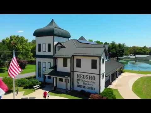 Neosho National Fish Hatchery - Neosho, MO