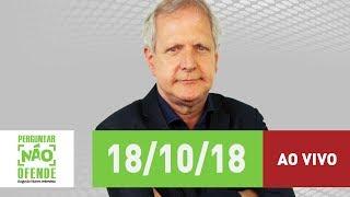 Mauricio Moura (Ideia Big Data) - Perguntar Não Ofende - 18/10/2018