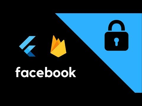 Flutter - Social Authentication with Facebook