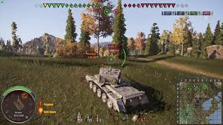 WoT Charioteer Bottom tier, Top of the Board,  Personal Safety Can Not Be Guaranteed Edition