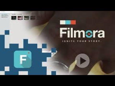 How To Get Filmora Wondershare + Crack For Free 2017