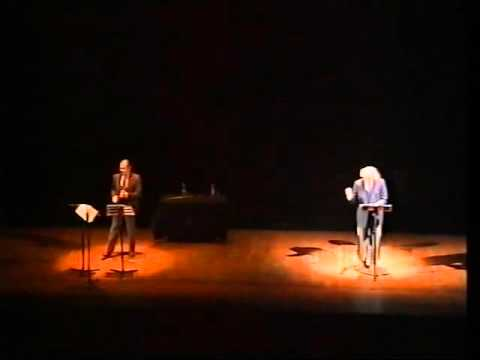 23apr2004_Bergamo_Sonata per flauto e psichiatra. Vittorino Andreoli e Bruno Cavallo