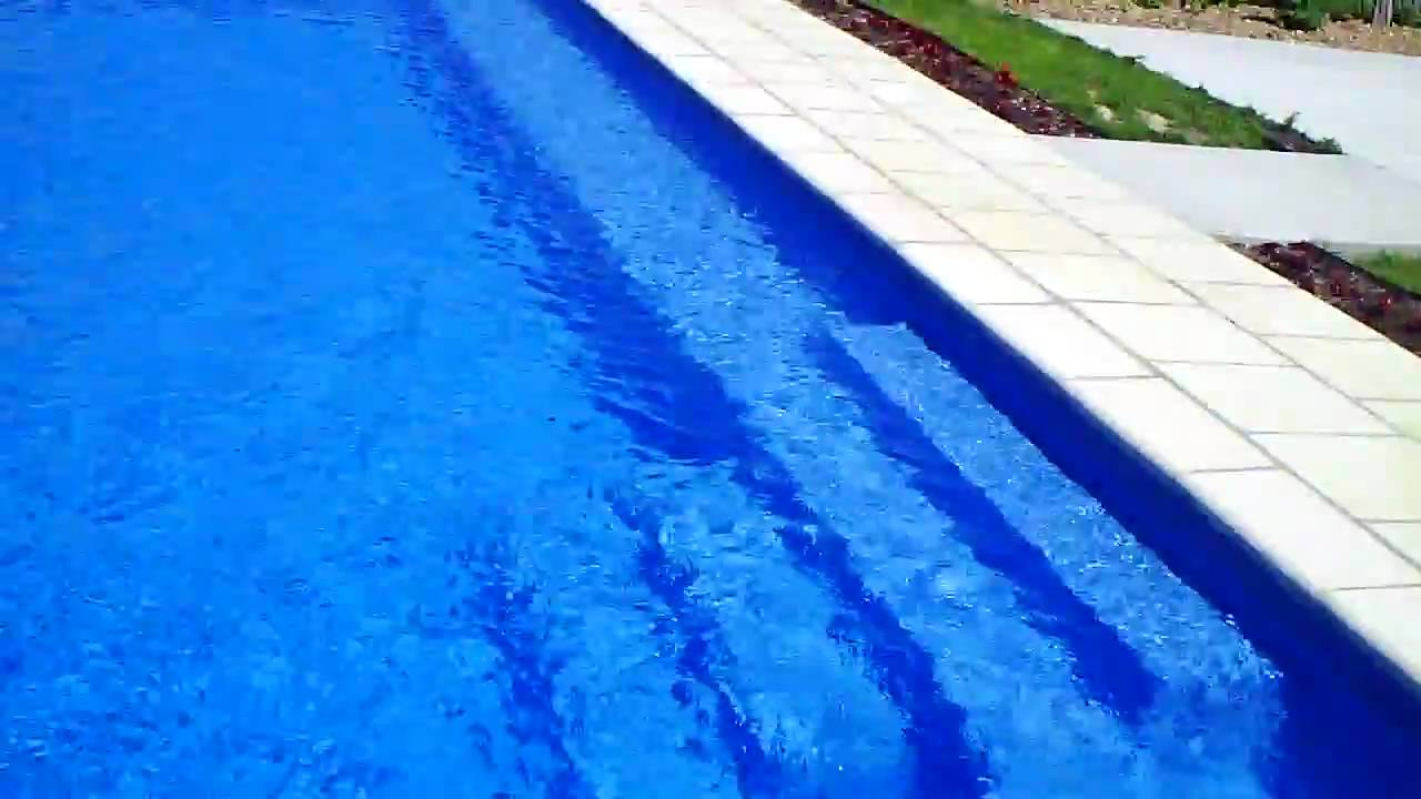 Can Fiberglass Pools Come In Large Sizes And Be Elegant As Well