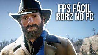 Mais FPS no Red Dead Redemption 2 de PC - Guia FÁCIL para Iniciantes com PC FRACO! | Vídeo 4K 60fps
