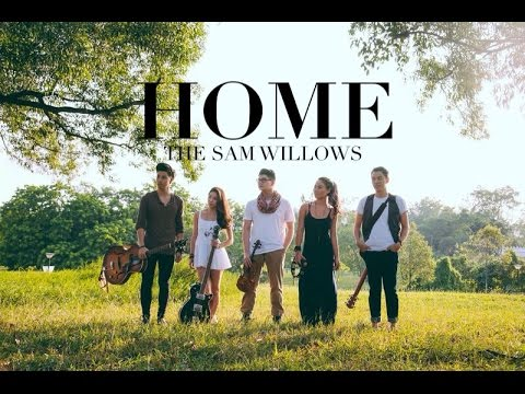 HOME (National Day Cover) - The Sam Willows x Josh Wei
