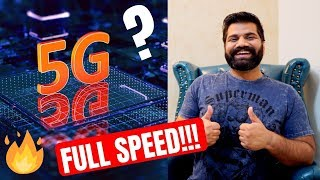 All About 5G - The Next Gen Network - 5G Explained!!!🔥🔥🔥