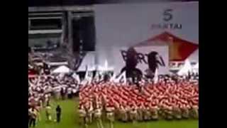 Pidato Berapi Api Prabowo Subianto