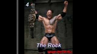 wwe top 100 superstars all time