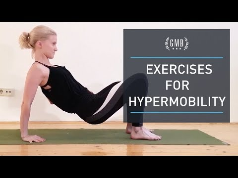 Too Flexible? Try These Exercises for Improving Hypermobility