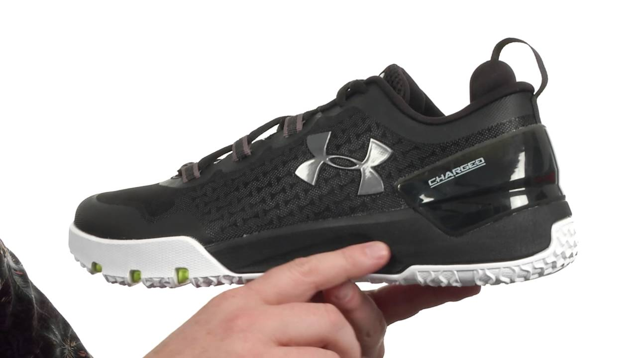 fafa23490172 Under Armour UA Charged Ultimate TR Low SKU 8629723 - YouTube
