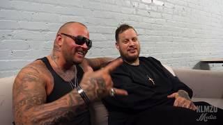 Struggle Jennings & Jelly Roll Interview (Lansing, Michigan) (NEW)