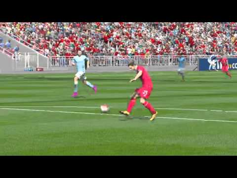 Liverpool vs Man City Emirates Cup Final Live PS4 Broadcast