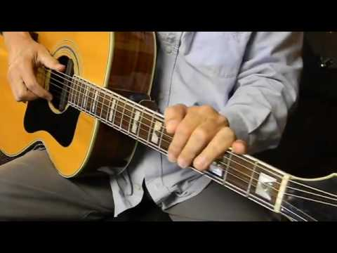 How To Play Carlos Santana Evil Ways Acoustic Guitar Lesson 2 Youtube