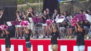 桔梗野小学校器楽部夏祭り RPG