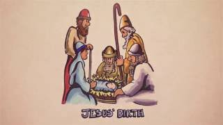 Speed Sketch Bible Stories: Jesus