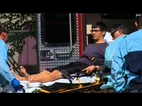 A hero emerges from Seattle campus shooting
