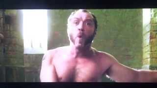 Dom Hemingway - scena iniziale - Elogio del Cazzo!