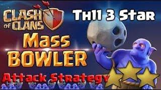 100% bowler attack | clash of clans | GaminG With RoY