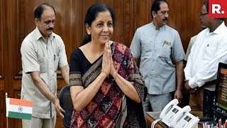 Video Nirmala Sitharaman Takes Charge As Defence Minister Of India download MP3, 3GP, MP4, WEBM, AVI, FLV September 2017